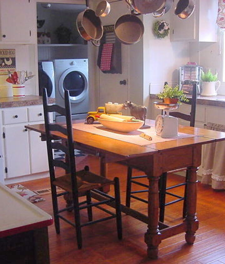 kitchen makeover, home decor, kitchen design, The After Do you think I gave it a Farmhouse feel