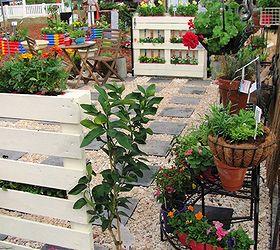 diy pallet planter diy gardening how to