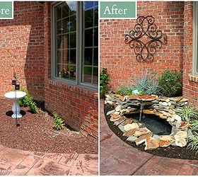 Bon Diy Backyard Pond Amp Landscape Water Feature, Landscape, Outdoor Living,  Patio, Ponds
