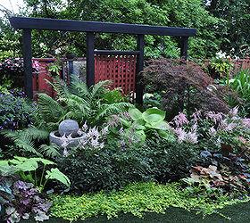 A Garden In The Shade, Container Gardening, Flowers, Gardening, Landscape,  Outdoor