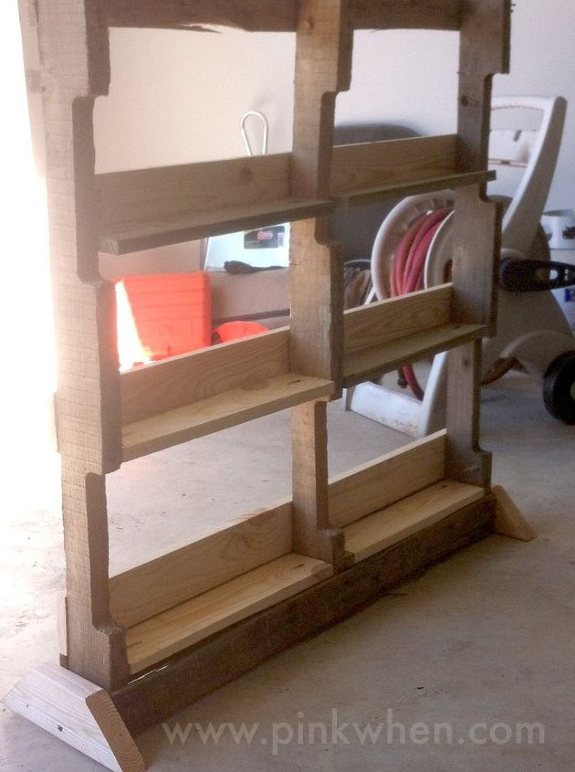 create a vertical herb garden from a pallet, gardening, pallet projects, repurposing upcycling