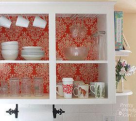 Kitchen Instant Makeover On A Dime, Home Decor, Kitchen Design, Open Kitchen  Cabinet