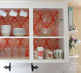 Kitchen Instant Makeover On A Dime, Home Decor, Kitchen Design, Open Kitchen  Cabinet