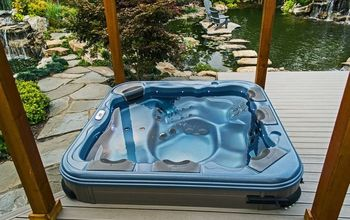 Making News: A Portable Hot Tub Wins Over All Other Water Features