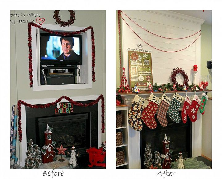 Who doesn't love a 'Before & After'? I do!!