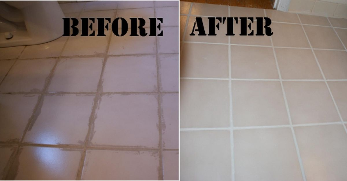 how to clean grout in bathroom tiles removing dried on grout and refreshing grout lines 26065