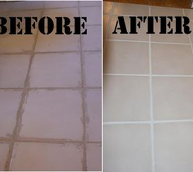 Removing Dried On Grout And Refreshing Grout Lines, Cleaning Tips, Home  Maintenance Repairs,