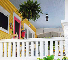 Why Blue Porch Ceilings, Paint Colors, Painting, Porches, Walls Ceilings,  The