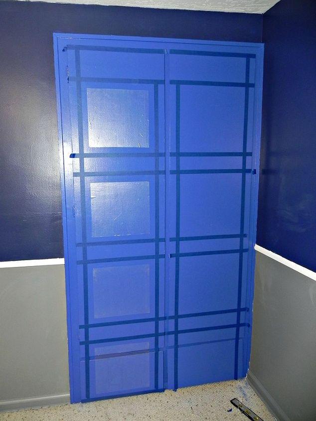 diy tardis bedroom closet  bedroom ideas  doors  painting  I used pieces of. DIY TARDIS Bedroom Closet   Hometalk