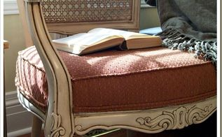 how to paint cane back chairs, painted furniture, The brown glaze really brings out the detail that was missed in their original finish