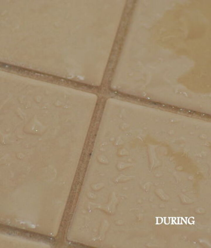 finally a product that cleaned my shower soap gunk, cleaning tips