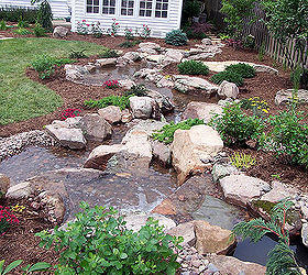 Pondless Waterfalls For The Landscape, Gardening, Outdoor Living, Ponds  Water Features, In