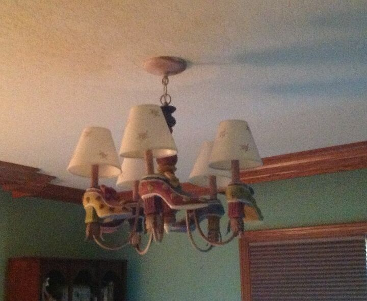 what to do with this light fixture, lighting