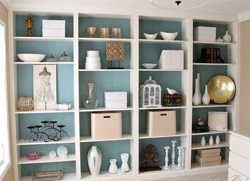 Diy Built In Bookcases Hometalk