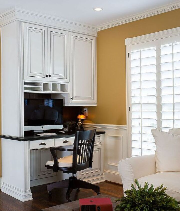 kitchen makeover, craft rooms, home decor, home office, kitchen design