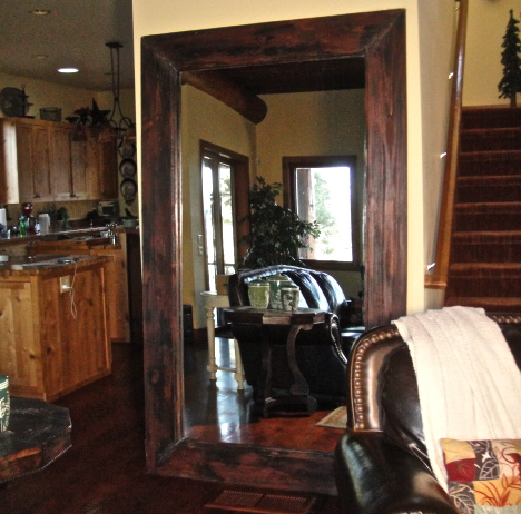 This one I did dark for the living room.  http://homastyle.com/wp/2012/06/28/floor-mirror/