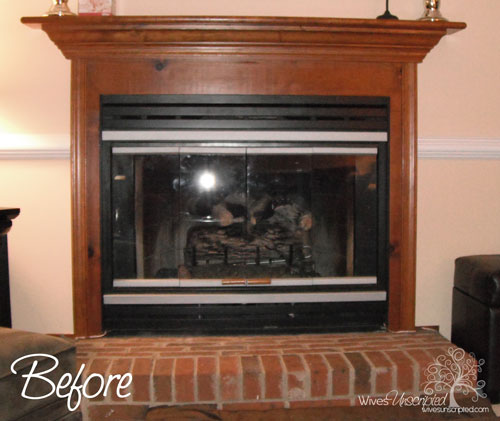 fireplace upgrade, fireplaces mantels, home decor, living room ideas, tiling, woodworking projects, Fireplace Before