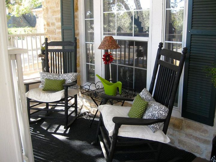 winter porch 2014, home decor, porches