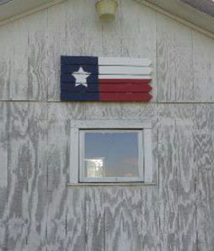 This is one I did for a friend who moved up from Texas a few years ago.