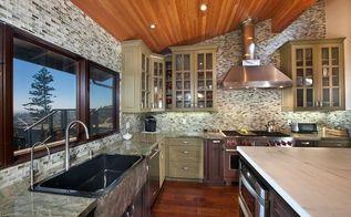 small kitchen remodel in laguna beach, home improvement, kitchen design