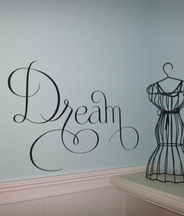 Stampin Up Wall Vinyl.