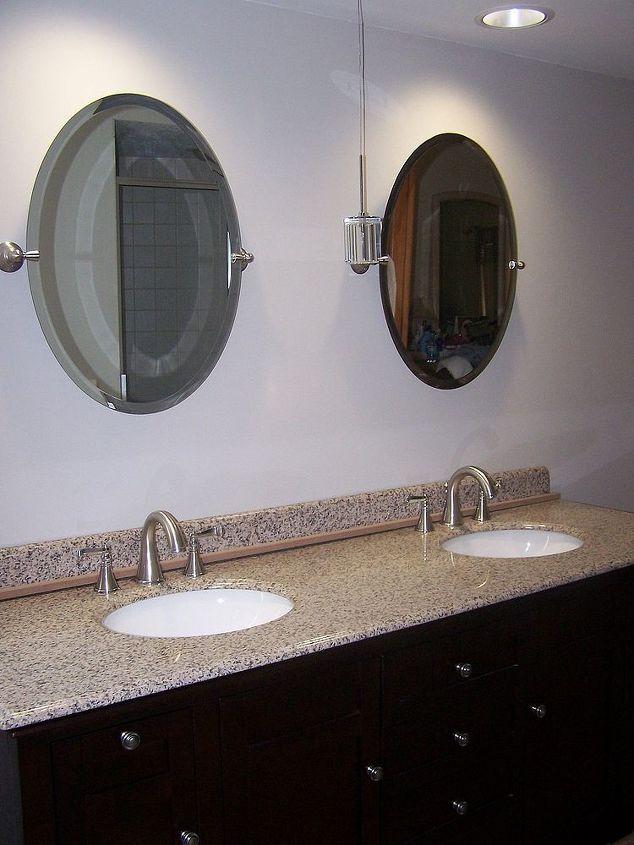 Mirrors up