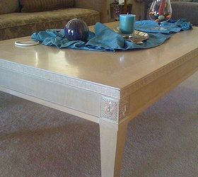 Coffee Table and Sofa Table refinish Hometalk