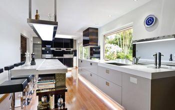 Modern Kitchen Designed by Darren James