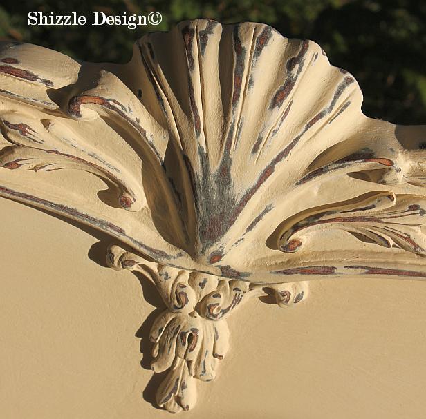 Headboard details http://shizzle-design.com/portfolio