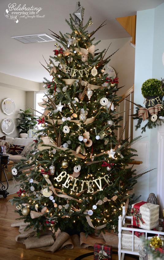 My Inspired By Ralph Lauren Christmas Tree Hometalk