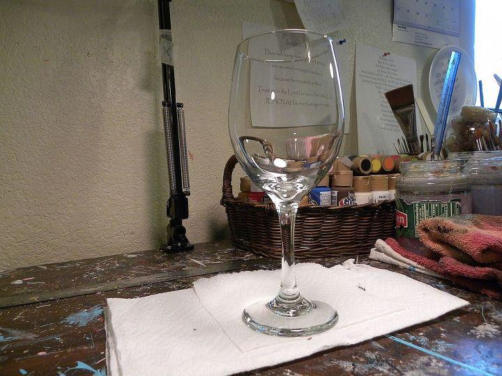 16 oz white wine glass