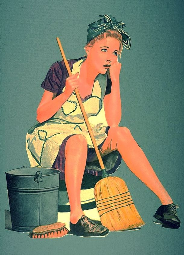 Cleaning Marble, Granite, Slate