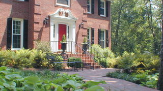 q i ve got to reorganize my yard open to suggestion, flowers, gardening, landscape, And an example of a front patio and how nice it can look with your style house from