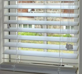 How To Shorten Faux Wood Blinds Hometalk
