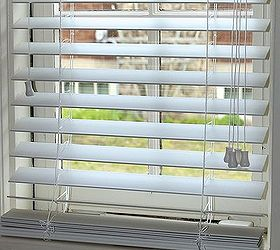 Lovely Can You Paint Faux Wood Blinds Part - 8: How To Shorten Faux Wood Blinds, Home Maintenance Repairs, How To, Window  Treatments