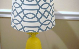 horchow inspired lamp makeover, home decor, painting, I love this lamp with its new look There s nothing better than finding used treasures then turning them into something new