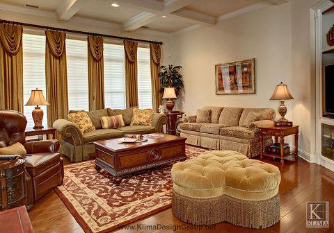 French Inspired Living Room | Hometalk