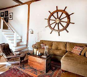 Nautical Home Decor, Home Decor, Living Room Ideas