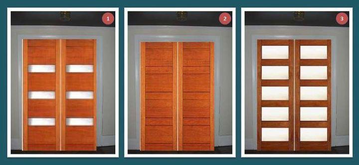 Door Options for Consideration