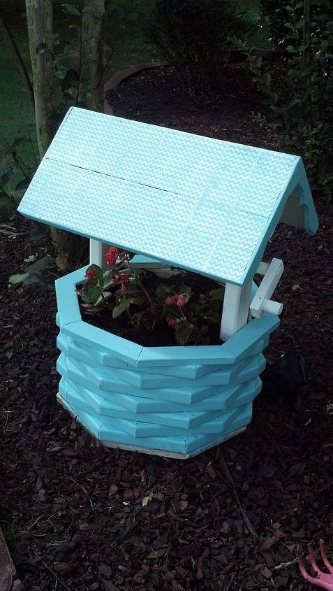 well wishes, diy, gardening, woodworking projects