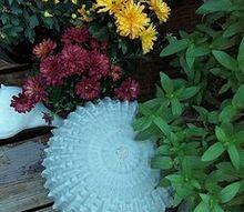 cement garden ball, crafts