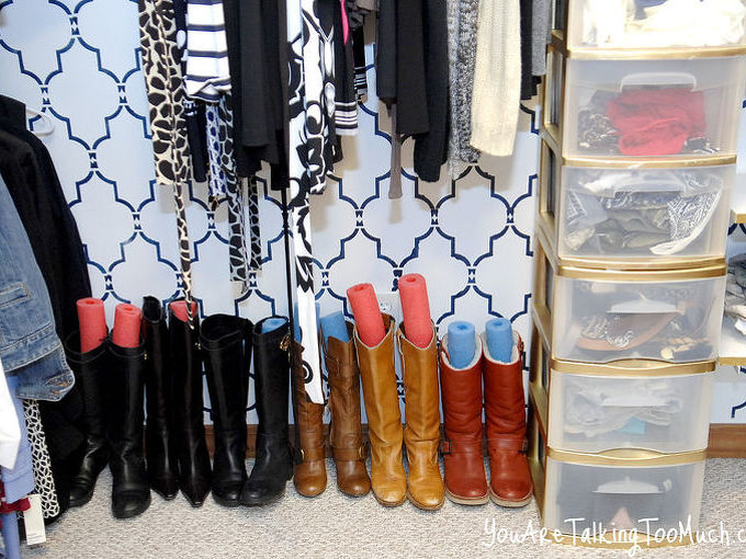 looking for ways to organize your cluttered areas, organizing, See Neat and tidy