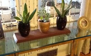 light shade planters, gardening, Found a spot for them