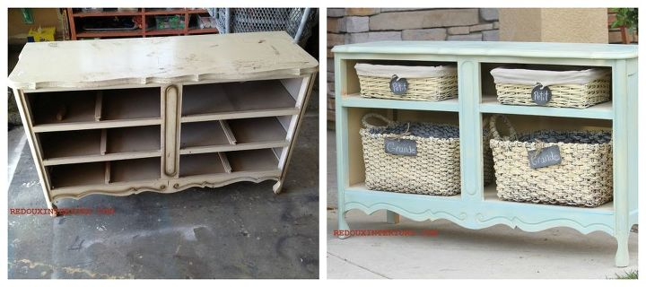 The Best DIY\'s, Upcycled Furniture Projects and Tutorials by Redoux ...