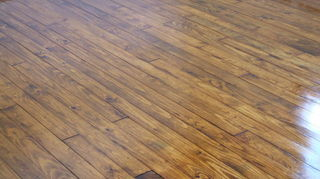 how can i refinish my hardwood floors without sanding, flooring, hardwood floors, home maintenance repairs, M bedroom after