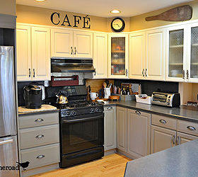 My Chalk Painted Kitchen Is Finished, Chalk Paint, Home Decor, Kitchen  Design, Homeroad