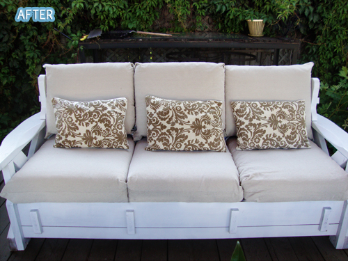 70 s set to outdoor beauty  home decor  outdoor furniture  painted furniture. 70 s Set to Outdoor Beauty    Hometalk