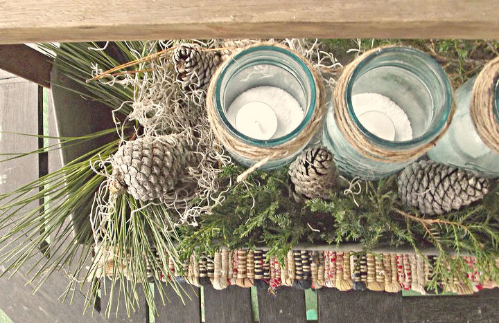 decorating with jars, gardening