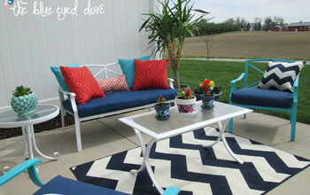 Patio Furniture Update