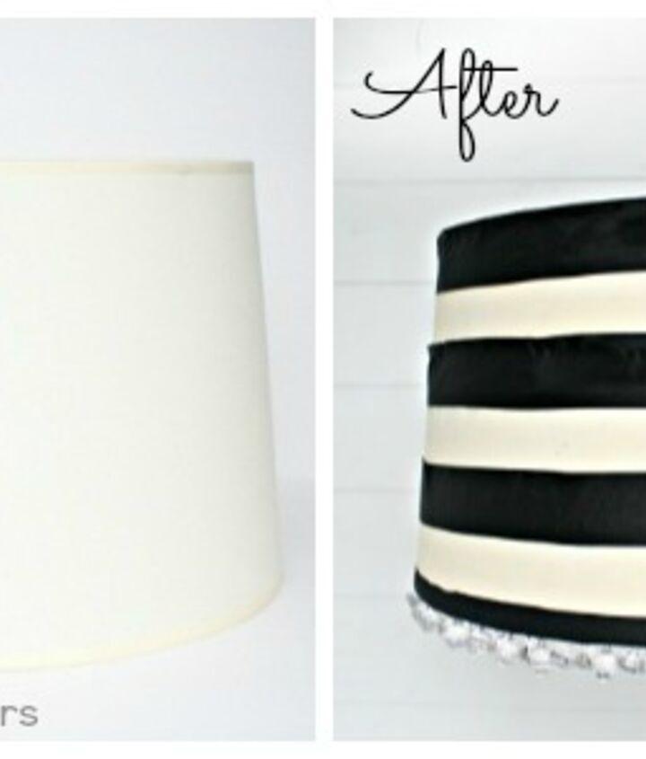 DIY Drum Shade Pendant Light Using Lamp Shade from Wayfair.com